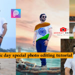Republic day special photo editing tutorial Best picsart republic day editing tutorial 2020