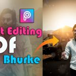 Secret Of Sahil Bhurke's Photo Editing | How To Change Photo Background In Picsart 2021