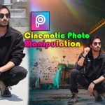 Cinematic Photo Manipulation For Instagram | How To Editing Photo For Instagram Post | Picsart Editing 2021