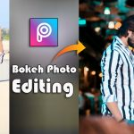 Bokeh Photo Editing In PicsArt 2021 | Realistic HD Photo Manipulation In PicsArt | How To Change Background In Picsart 2021