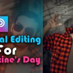 I Miss You Photo Editing In Picsart | Valentine's Day Special Editing I Love You Editing